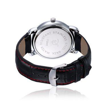 Rico Sordi Analog Round Dial Watch_Rwl43 - Black