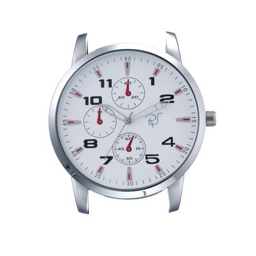 Rico Sordi Analog Round Dial Watch_Rwl46 - White