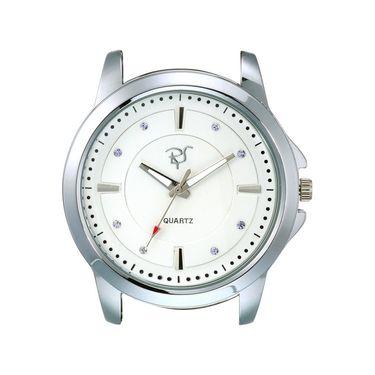 Rico Sordi Analog Round Dial Watch_Rws54 - White