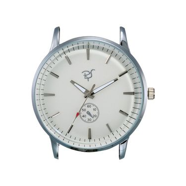 Rico Sordi Analog Round Dial Watch_Rws56 - White