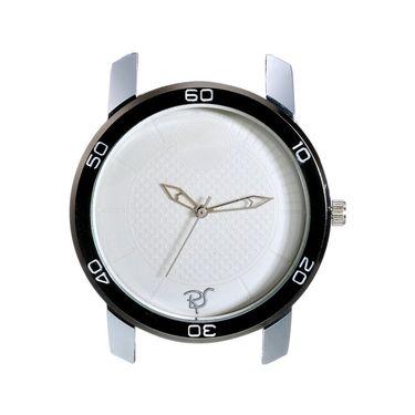 Rico Sordi Analog Round Dial Watch_Rws58 - White