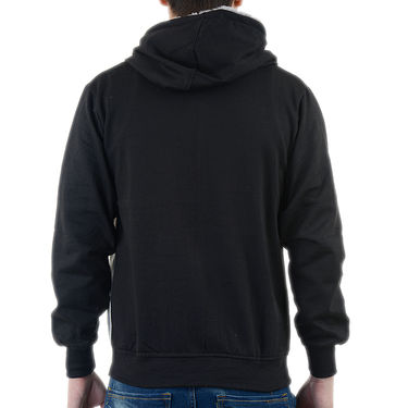 Pack of 2 Blended Cotton Full Sleeves Sweatshirts_Sd1922 - Black & Grey