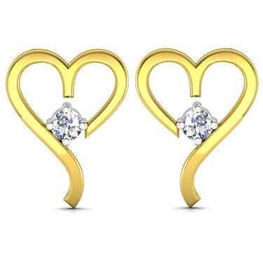 Ag Real Diamond Aaliya Earrings_Agse0006y