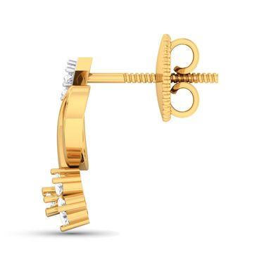 Kiara Sterling Silver Purava Earrings_5147e