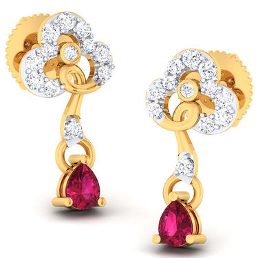 Kiara Sterling Silver Ishani Earrings_5217e