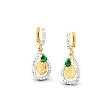 Kiara Sterling Silver Meghana Earrings_6268e