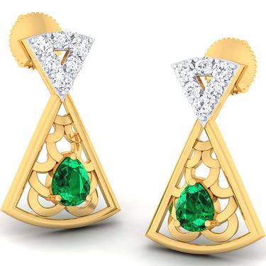 Kiara Sterling Silver Mumtaz Earrings_6272e