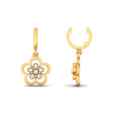 Kiara Sterling Silver Veena Earrings_6339e