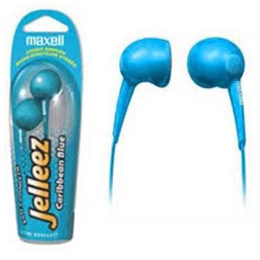 Maxell EBBL Jelleez Earbubs - Blue