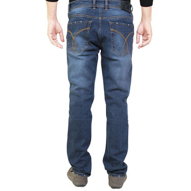 Branded Cotton Denim_Os22 - Blue