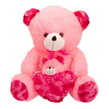 Kaku Sweetpie Mother& Baby Teddybear_DKK-26 C