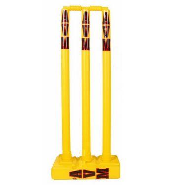 AVM Plastic Wicket Yellow