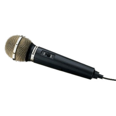 Panasonic Karaoke Microphone ideal for Laptops or TVs RP-VK21E-K