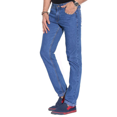 Pack of 2 Fizzaro Cotton Regular Fit Jeans_Fc111333