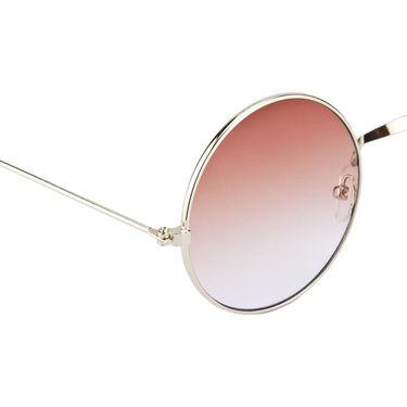 Mango People Metal Unisex Sunglasses_Mp10800sl - Brown