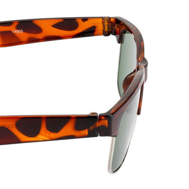 Mango People Plastic Unisex Sunglasses_Mp14003btr - Brown