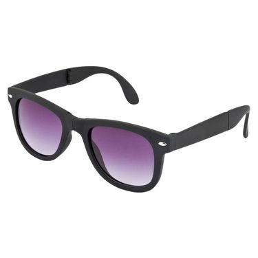 Mango People Plastic Unisex Sunglasses_Mp20156blk - Black