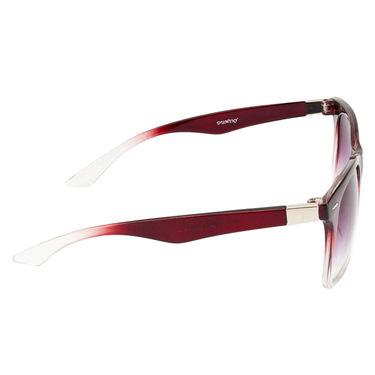 Mango People Plastic Unisex Sunglasses_Mp39003rd - Black