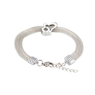 Swiss Design Stylish Bracelets_Sdjb01 - Silver
