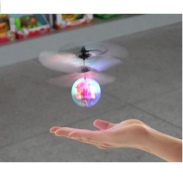 Hand Controlled Magical Flying Ball