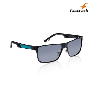 Fastrack Polarized Sunglasses For Men_M101bk1p - Black