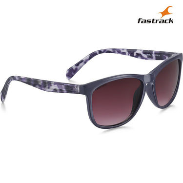 Fastrack 100% UV Protection Sunglasses For Women_P325pr1f - Purple