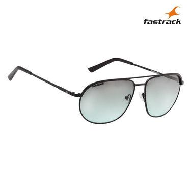 Fastrack 100% UV Protection Sunglasses For Men_M129gr2 - Blue