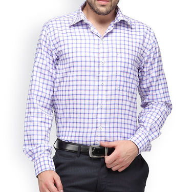 Copperline Formal Shirt_CPL1156 - White Pink