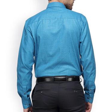 Copperline Cotton Rich Formal Shirt_CPL1164 - Aqua