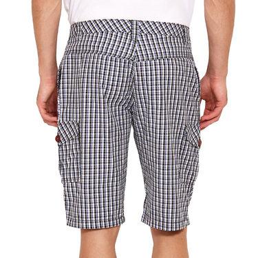 Wajbee Cotton Cargo Short For Men_Wma106 - Multicolor