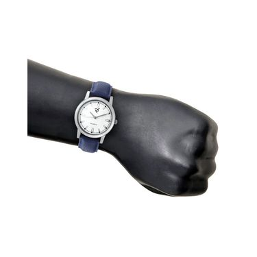 Rico Sordi Analog Round Dial Watch For Men_Rsmwl89 - White