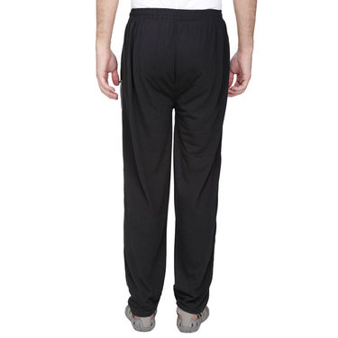 Pack of 2 Fizzaro Regular Fit Trackpants_Fl102105 - Grey & Black