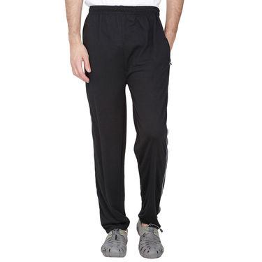 Pack of 2 Fizzaro Regular Fit Trackpants_Fl105107 - Red & Black