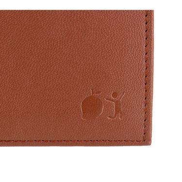 Mango People Stylish Wallet For Men_Mp105lbr - Light Brown