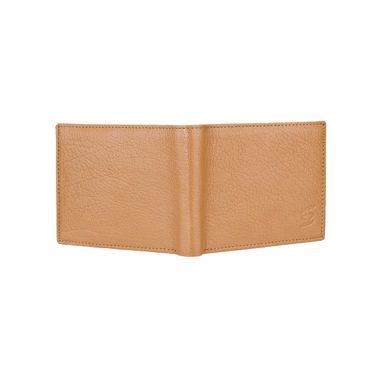 Swiss Design Stylish Wallet For Men_Sdw74402tn - Brown