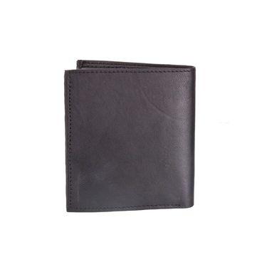 Swiss Design Stylish Wallet For Men_Sdw36330bk - Black