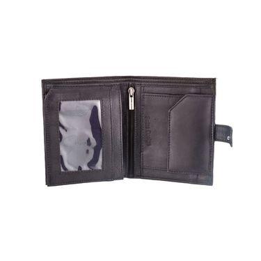 Swiss Design Stylish Wallet For Men_Sdw48500bk - Black