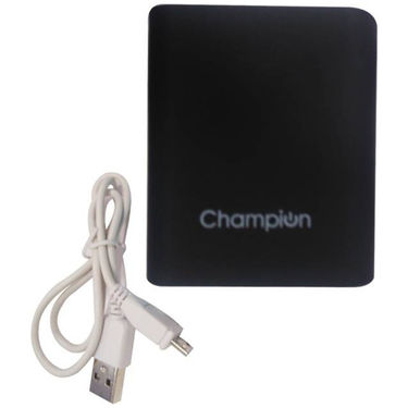 Champion Mcharge 4C 10400 mAh Power Bank _Black