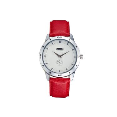 Mango People Round Dial Watch For Women_MP048RD01 - White