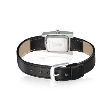 Oleva Analog Wrist Watch For Women_Olw14b - Black