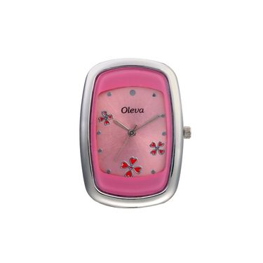 Oleva Analog Wrist Watch For Women_Olw17p - Pink