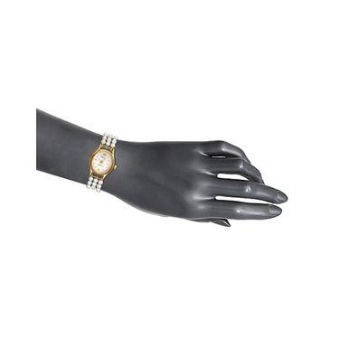 Oleva Analog Wrist Watch For Women_Opw3 - White