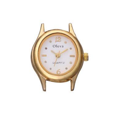 Oleva Analog Wrist Watch For Women_Opw76 - White