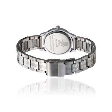Oleva Analog Wrist Watch For Women_Osw7w - White