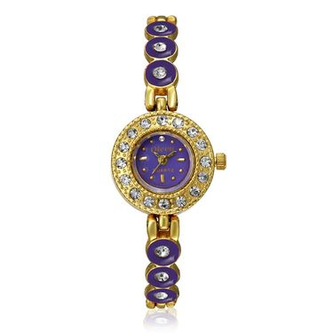 Oleva Analog Wrist Watch For Women_Osw22gnbl - Blue