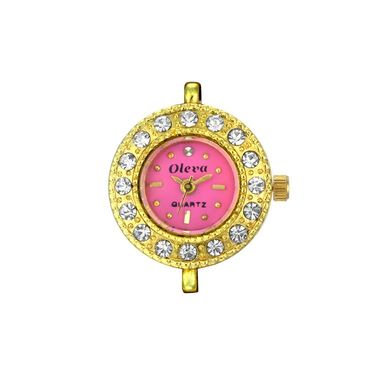 Oleva Analog Wrist Watch For Women_Osw22gp - Pink