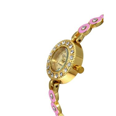 Oleva Analog Wrist Watch For Women_Osw22glp - Pink