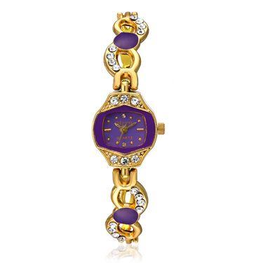 Oleva Analog Wrist Watch For Women_Osw24gnbl - Blue