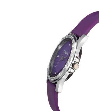 Oleva Analog Wrist Watch For Women_Opuw32pu - Purple