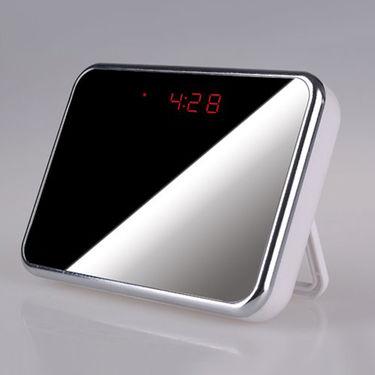 ZINGALALAA HD Camera clock with Motion detection